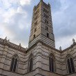 Low angle view of a bell tower — Stock Photo #38049681