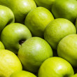 Stock Photo: Close-up of granny smith apples