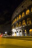 Amphitheater at night — Stock Photo