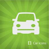 Vector illustration of Car icon — Stock Vector