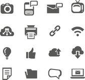 Obchodní ikony — Stock vektor