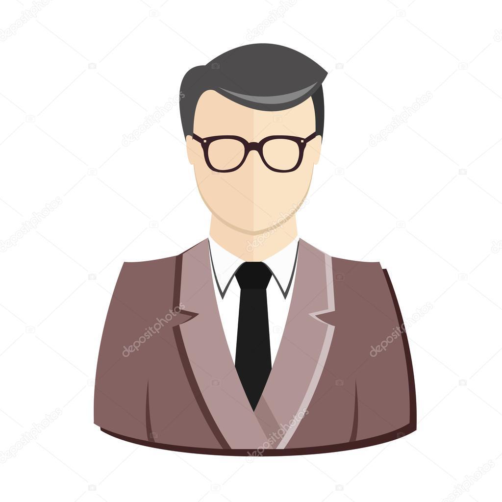 Векторное управление человек Иконка ...: ru.depositphotos.com/31853695/stock-illustration-vector-office-man...