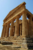 Valley of Temples in Agrigento — Stok fotoğraf