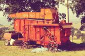 拖拉机 — 图库照片
