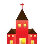 Church — Stock Vector