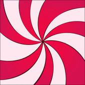 Vector twirled background — Stock Vector