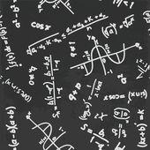Mathematical pattern — Stok Vektör