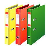 Folder for data archives — Stock Vector