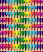 Seamless crayon — Stockvector