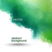 Vektor-Aquarell-Hintergrund — Stockvektor