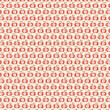 Stockvector : Seamless pattern with apples