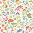 Seamless autumn pattern — Stockvector #31693551
