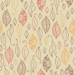 Seamless autumn pattern — Stockvector #31849873