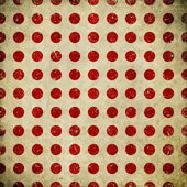 Grunge dots background — 图库照片