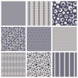 Seamless patterns — Stock Vector #33270113
