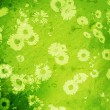 Grunge background with daisies — Stock Photo #38700157