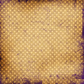 Grunge dots background — Stock Photo