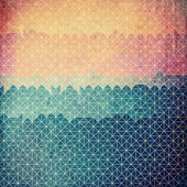 Abstract geometric grunge background — 图库照片