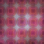 Grunge background with circles — Foto de Stock