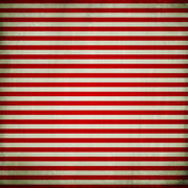Grunge background with red stripes — Stock Photo
