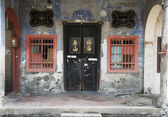 Derelict Heritage House, George Town, Penang Malaysia — Stock Photo
