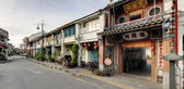 Old Street, George Town, Penang, Malaysia — Stock Photo