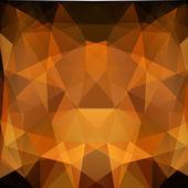 Abstrakt bakgrund av färg trianglar — Stockvektor