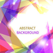 Abstract background for your design — Stock Vector