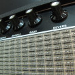 Stock Photo: Amplifier
