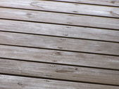 Wooden Deck — Stock Photo