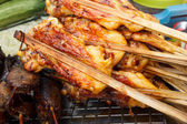 Grilled chicken (Thai style ) — Stock Photo