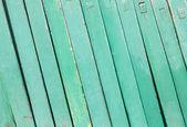 Fondo de madera color turquesa — Foto de Stock