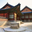 Kyongbokkung Palace,Seoul Korea — Stock Photo
