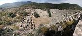 древний амфитеатр — Стоковое фото