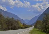 Mountain road — Foto Stock