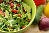 vegetable salad — Photo
