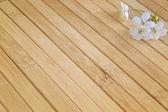 Wood flooring background — Stock Photo
