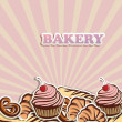 Vector de stock : Bakery