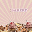 Bakery — Vector de stock