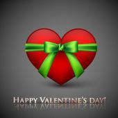Happy valentine's day. — Vettoriale Stock