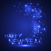 Happy new year. — Stock Vector