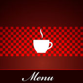 Tazza di caffè o tè — Vettoriale Stock