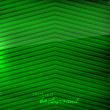 Abstract green background — Stockvektor