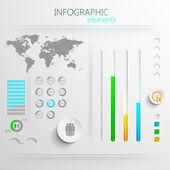 Infographic elements — Stock vektor