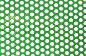 Abstract green color poka dot background — Stock Photo