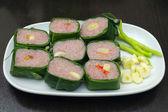 Vietnam Food ( pork with goose) — Stock Photo