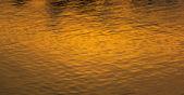 Světlo slunce na povrchu při západu slunce, na pozadí a textury — Stock fotografie