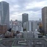 Tokyo cityscape Modern building,Japan — Stock Photo