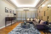 Bangkok, tayland - 23 eylül: mimari oturma odası iç o — Stok fotoğraf