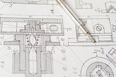 Engineering concept — Stock Photo